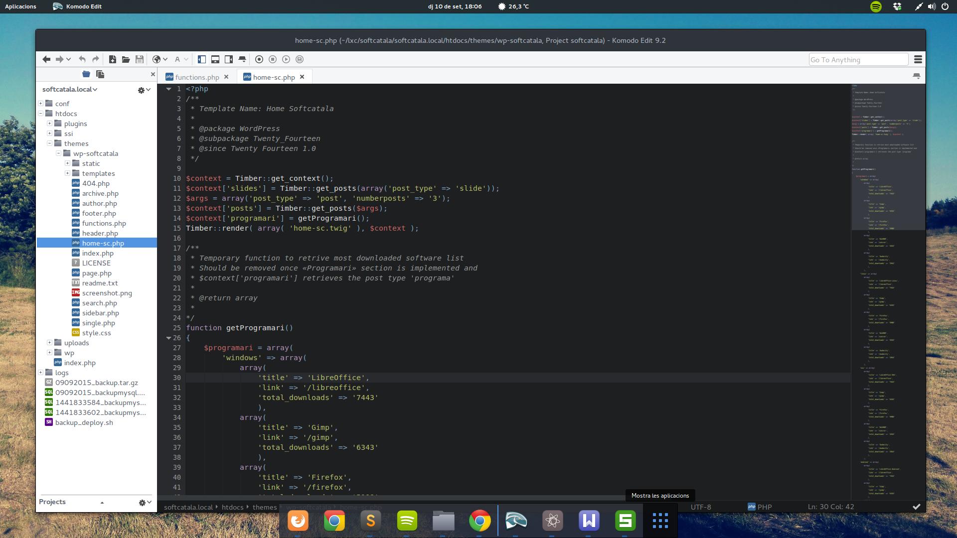 Komodo Edit 9.2