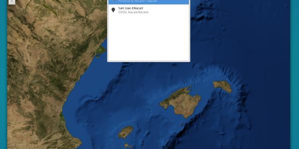 GNOME Maps 3.20